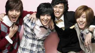 Ashily - Lucky ( Boys Over Flowers Theme Song ) With Lyrics