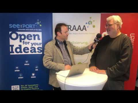 DI Dr. Harald Raetzsch | Vorstand, Gründer und Angel Investor | lanmedia Business Talk