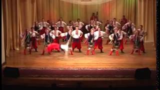 "Гопак - Folk dance ensemble ""Volynianochka"" - ""Волиняночка"""