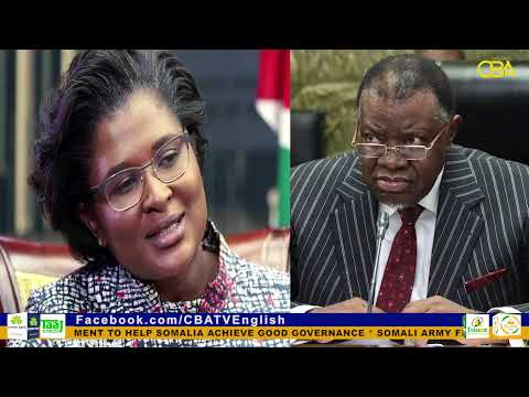 Namibia's president, wife tests positive for Covid-19