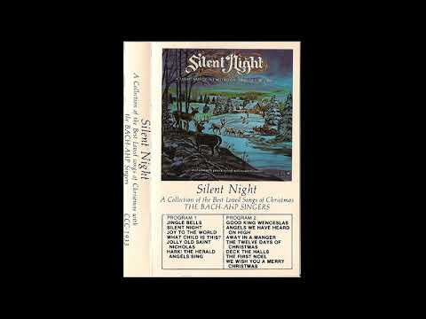 The Bach - AHP Singers / Silent Night / Christmas Cassette