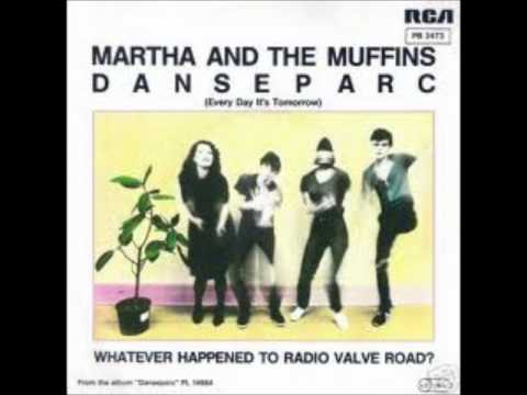 Martha & The Muffins- There's A Song In My Head
