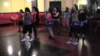 "Zumba Fitness Bollywood song ""Ho Gai Tun"".....   (Players)"