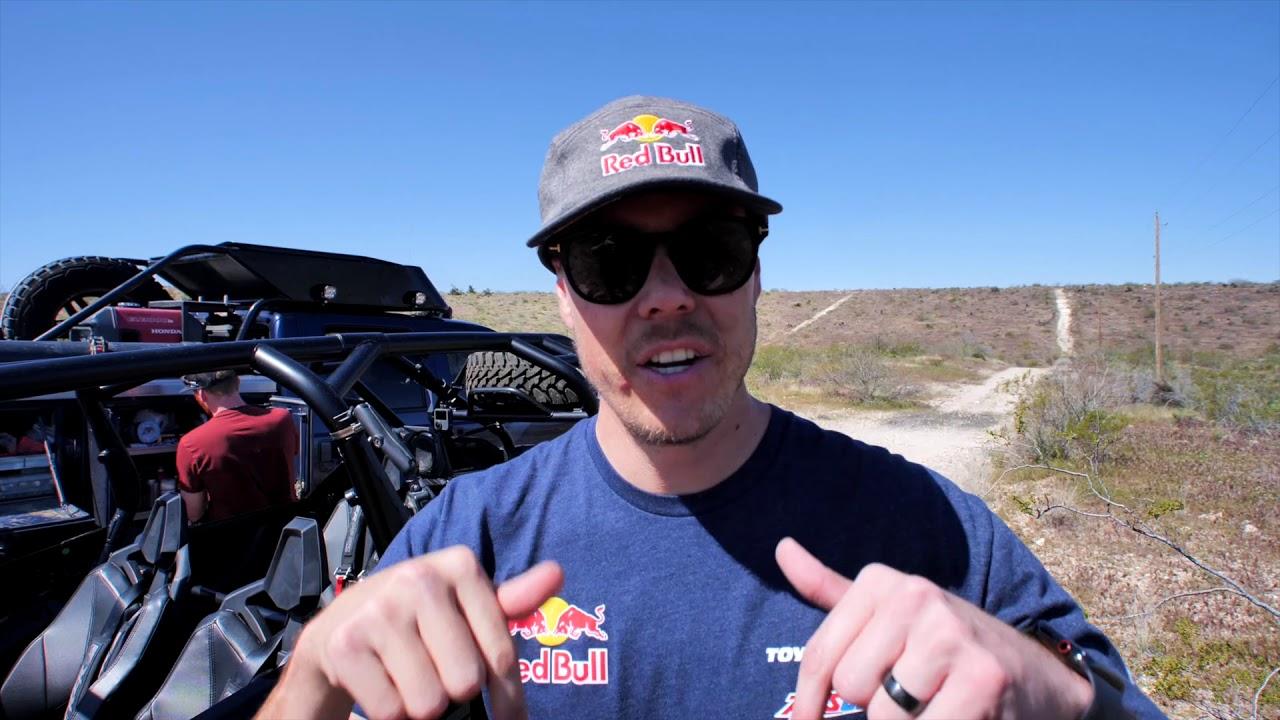 Bryce Menzies: Polaris RZR Pro XP 4 Trail Ride