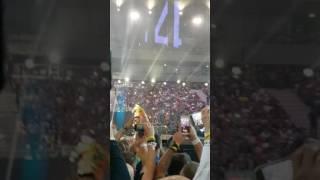 Wejście Roberta Burneiki na ring KSW 39 2017 Video