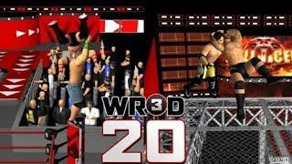 #WR3D WWE 2K20 V3 MOD APK || by M.S Technical Gamer