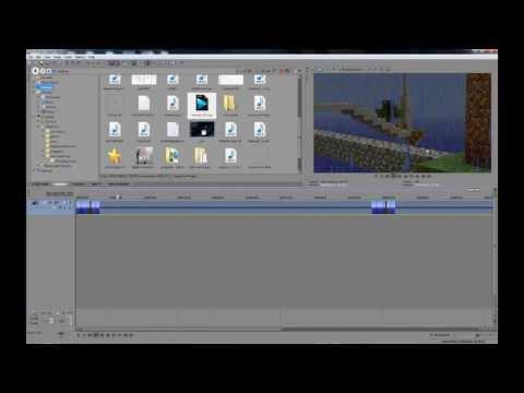 Cara Mempercepat/Memperlambat Video Vegas Pro 13 | Slow Motion.