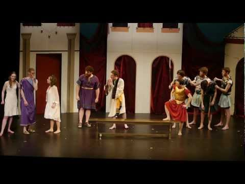A Funny Thing Happened On The Way To The Forum (Part 3) - CUG&S Lent Term Mainshow 2013