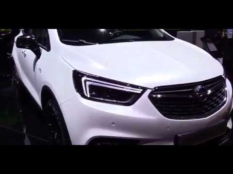 2017 opel mokka x color edition 1 6 diesel exterior interior walkaround youtube. Black Bedroom Furniture Sets. Home Design Ideas