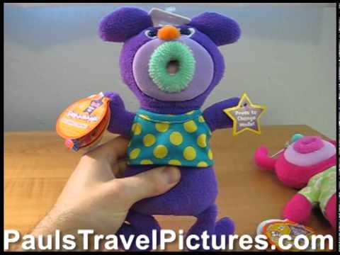 Purple-Sing-A-Ma-Jigs-Toy-Doll-Harmonizing-Video-Clip.wmv