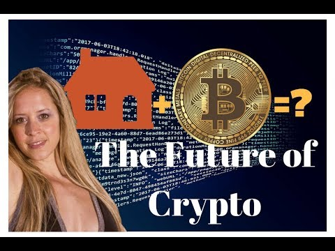 HOW CRYPTOCURRENCY WILL CHANGE THE FUTURE OF REAL ESTATE WITH NICOLE SPENCER| AREN 033