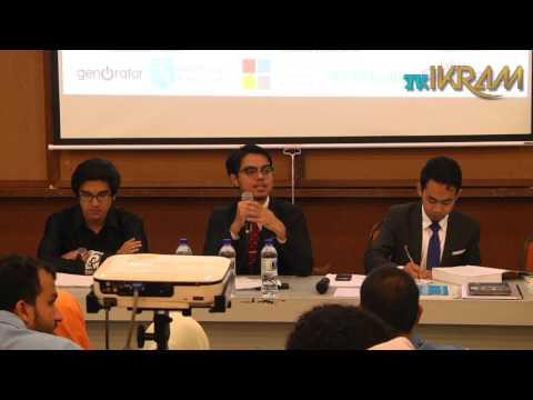 Debat Anak Muda Deklarasi Rakyat: Syed Saddiq VS Jufazli Shi Ahmad