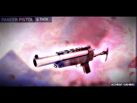 Red Crucible Reloaded : Panzer Pistol & Thor Gameplay !!!