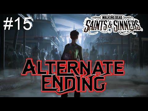 Saints And Sinners ALTERNATE ENDING   SPOILER ALERT