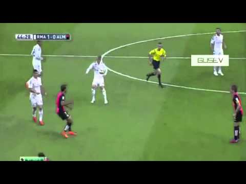 James Rodriguez scores stunning volley in Real Madrid win ● SPORT Time