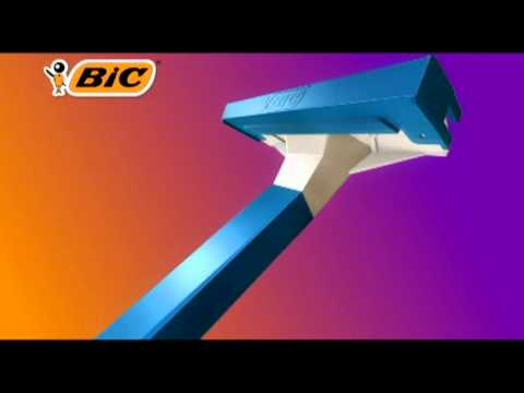 BIC Body Razor Commercial