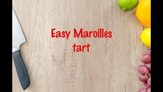 How to cook - Easy Maroilles tart