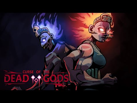 Curse Of The Dead Gods # 4 : Litz & Nepac, the Cursed Twins  