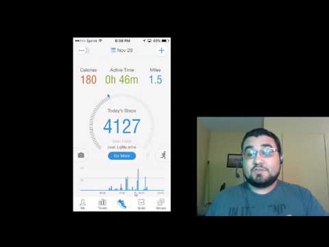 Pacer App Review FREE Pedometer