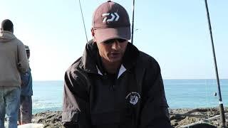ASFN 2018 Fishing Vlog 0132   Port St Johns, the sardines arrived