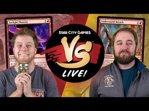 VS Live!   Izzet Phoenix VS Lotus Field   Pioneer   Match 3