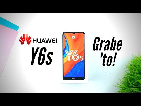 Huawei Y6s: Standout Na Entry Level Phone!
