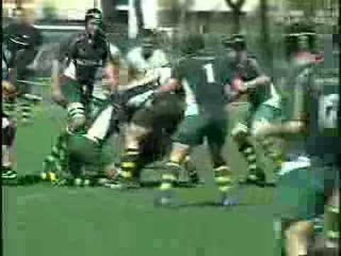 Rugby Superleague Playoffs Belmont Shore vs Boston Irish