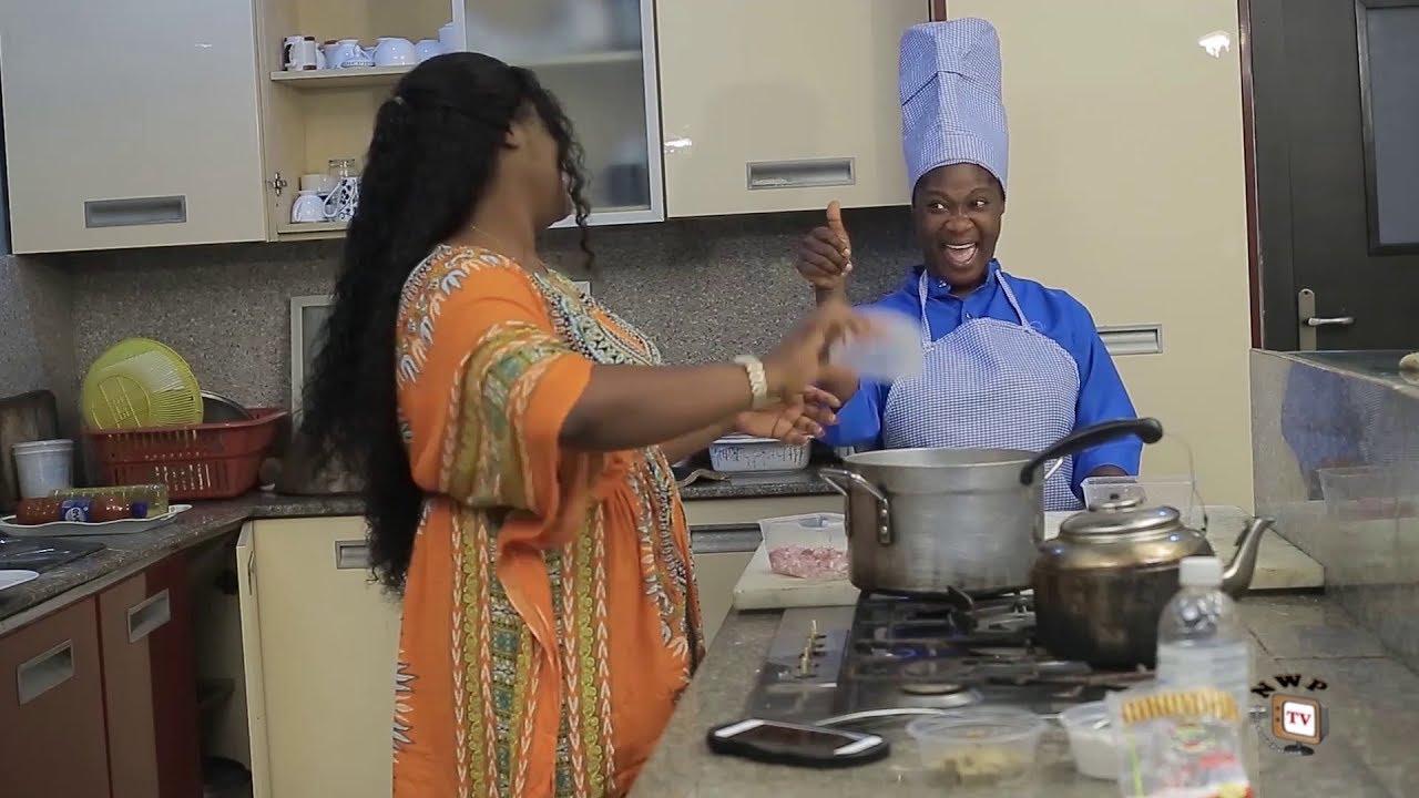 CRAZY PALACE MAID SEASON 3&4 - Mercy Johnson 2020 Latest Nigerian Nollywood Movie