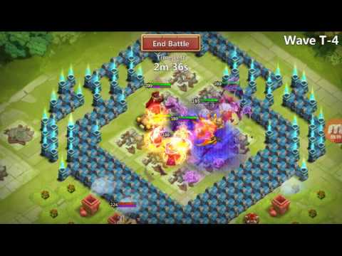 Castle Clash: HBM T Corner Base, My Biggest Issue With HBM
