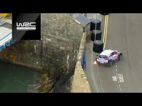 WRC - Dayinsure Wales Rally GB 2018: AERIAL SPECIAL