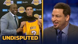 Chris Broussard: We can stop the Magic-Lonzo comparisons | UNDISPUTED
