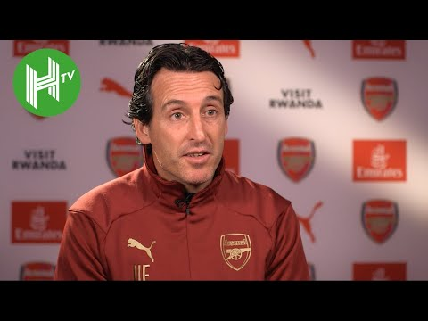 Arsenal v Blackpool | Unai Emery: Carabao Cup a crucial part of the process at Arsenal
