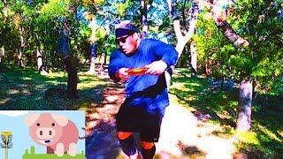 Wilco Disc Golf Outing Funny Fails Disc Golf Beginner's Guide Vlog - Part II