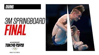 Men's 3m Springboard Final | Diving Highlights