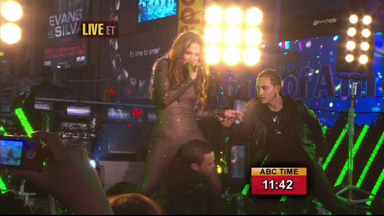 Dick clark new year eve 2010 have
