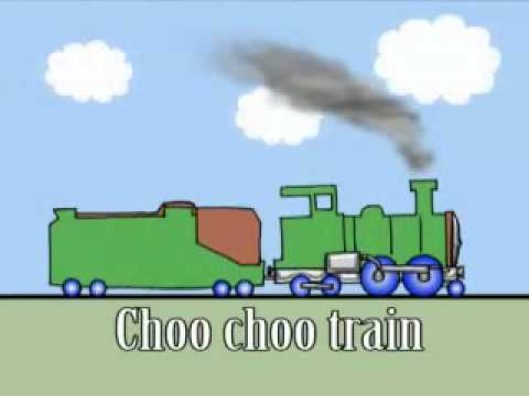 Thumbnail: Choo choo train by Peter Weatherall