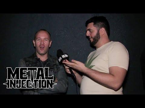 METALOCALYPSE's Brendon Small Talks New Plot Hints, Potential New DETHKLOK Album | Metal Injection