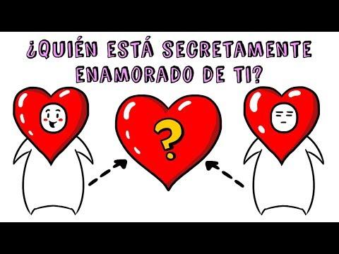 ¿QUIÉN ESTÁ SECRETAMENTE ENAMORADO DE TI? TEST AMOR | Draw My Life #tiktaktest