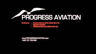 Spin Radio - Progress Aviation - Martin Petera