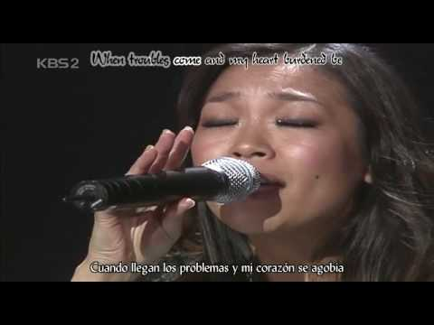 Lena Park - You Raise me Up [Live]