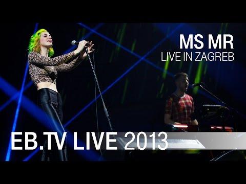 MS MR live in Zagreb (2013)