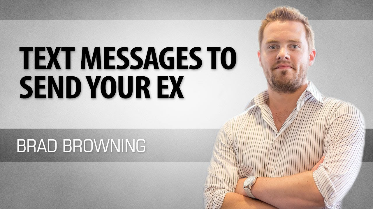 How To Text Your Ex Boyfriend Back Into A Relationship | American
