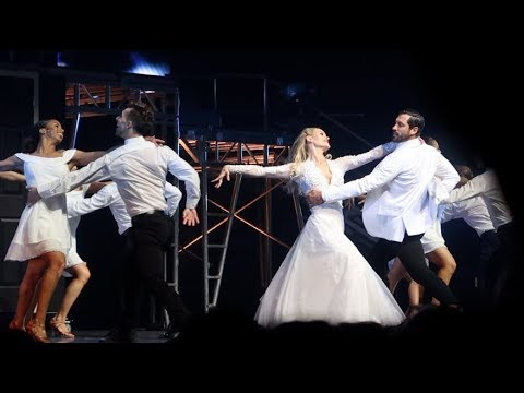 Maks, Val & Peta LIVE! CONFIDENTIAL TOUR VLOG - Part 2