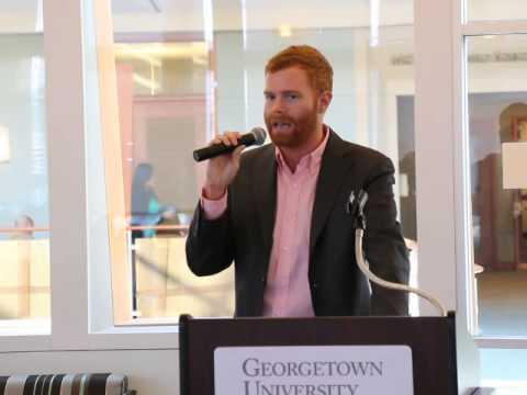 Georgetown McDonough SGA Elections: Sean Cahill