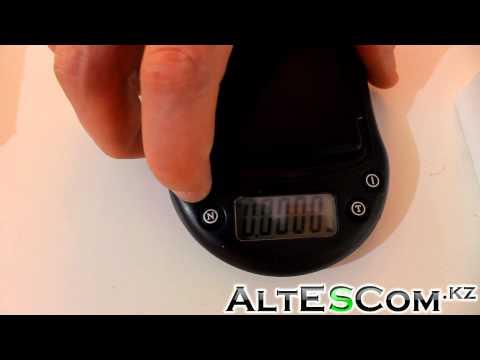 Электронные карманные весы CHQ Pocket Scale PS 200