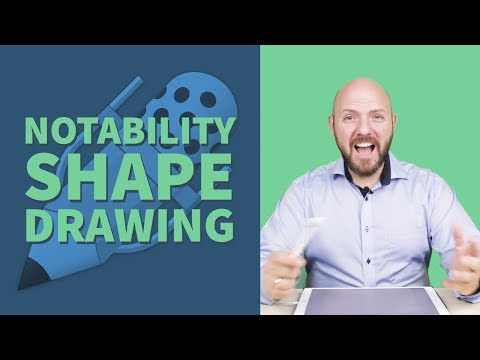🔶 How NOT to Draw Shapes in Notability + 3 Hidden Features