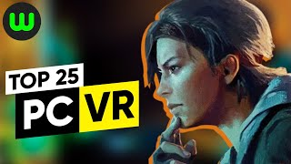 Top 25 VR Games on PC [2020 Update]