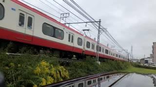 [ライブ動画] 名鉄9500系 9502F 性能確認試運転 新安城〜宇頭間
