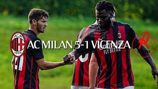 Highlights | AC Milan 5-1 Vicenza | Pre-season friendly 2020/21