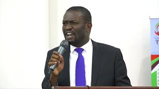 ODM Party SG Sifuna: ODM will ONLY accept free and fair 2022 presidential election